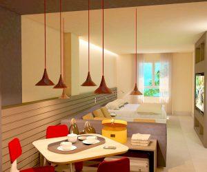 RENDER HOTEL DEL MERCADO CARLOS MOLINER